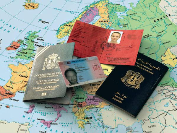 Pasos para solicitar asilo pol tico en espa a for Oficinas pasaporte madrid