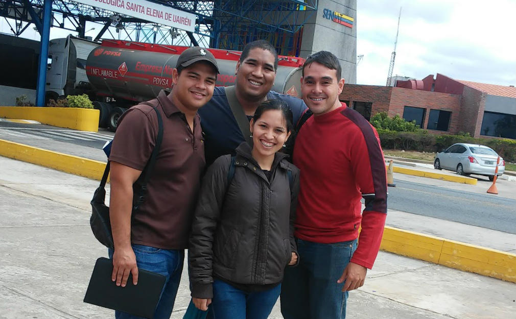 Bitácora de un venezolano por el mundo
