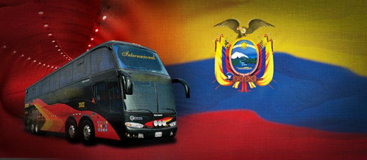 Emigrar a ecuador en bus