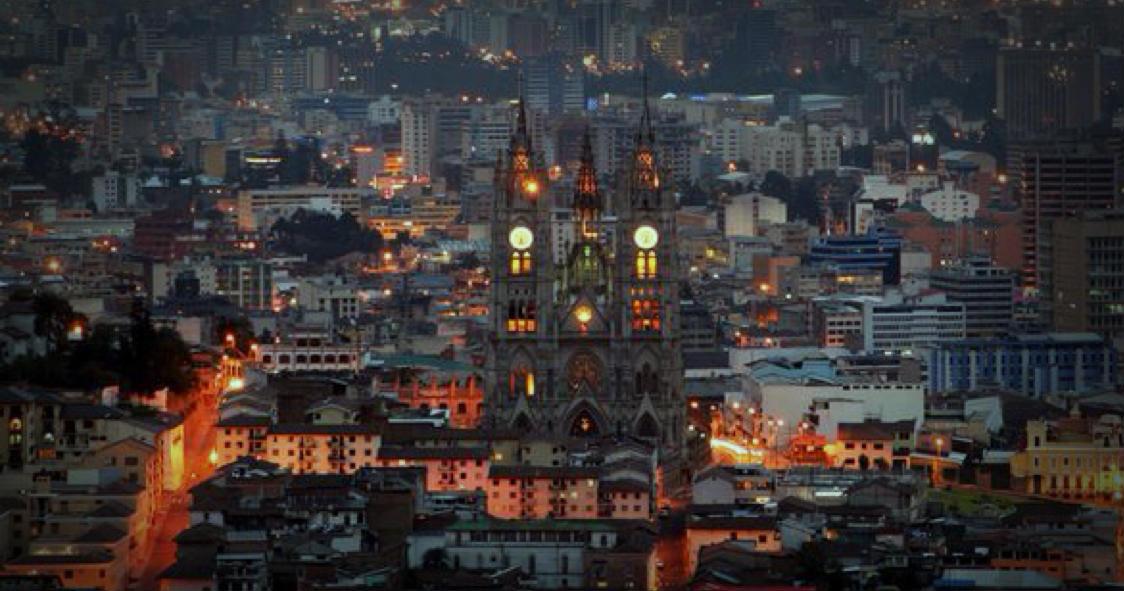 venezolanos viviendo en Ecuador Experiencia