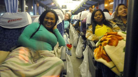 Viajar a Ecuador en Bus desde Venezuela
