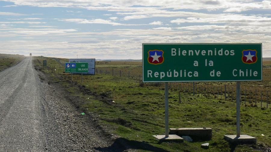 Bienvenido a Chile