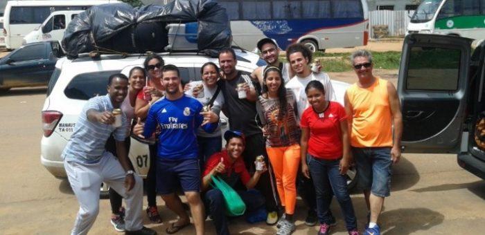 Viajar en grupo por sudamerica es lo mejor