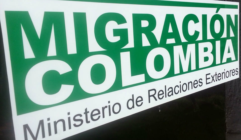 Tramite de visa en Colombia