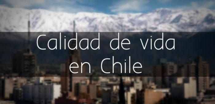 Calidad de vida en Chile