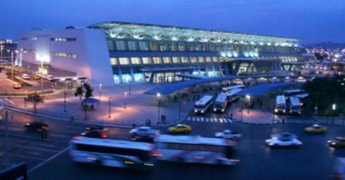 Terminal terrestre de Guayaquil