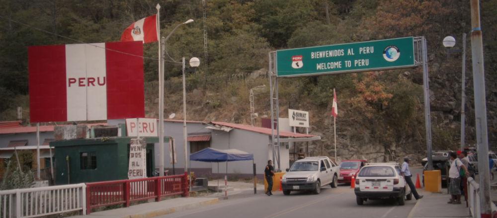 Viaje a Chile a través de Perú