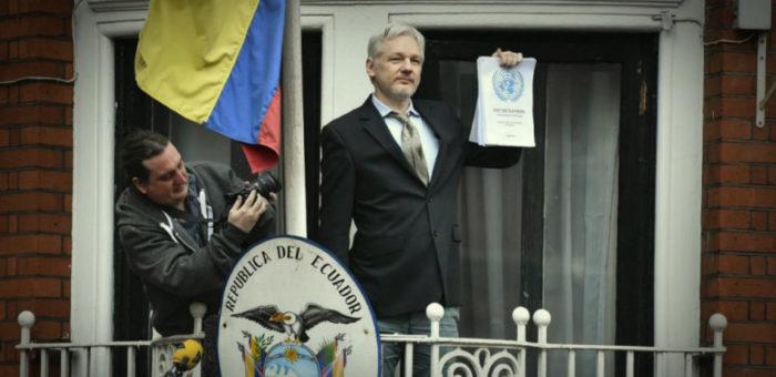 Asilo político en Ecuador