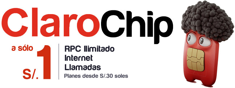 Claro Peru