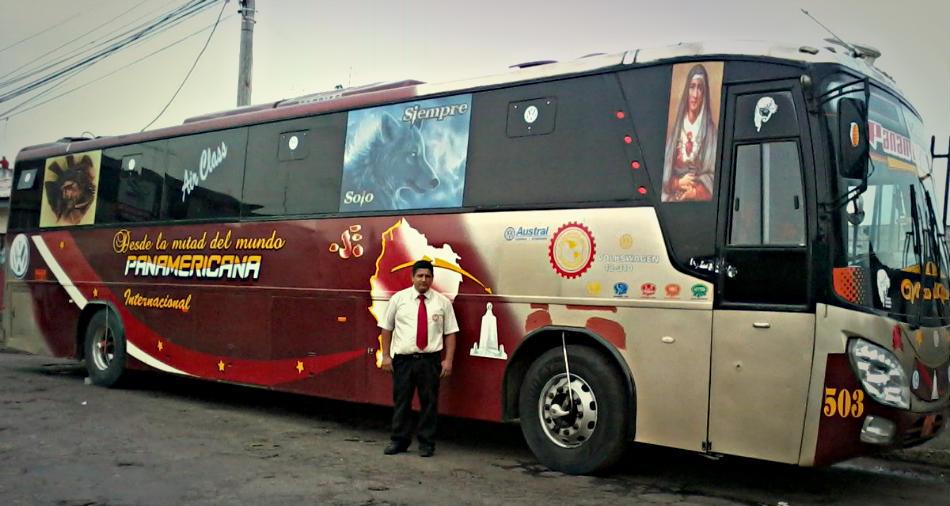 Panamericana bus