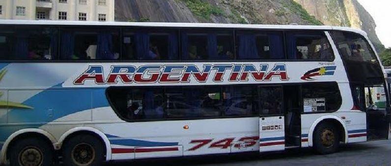 Viajar a Argentina en bus