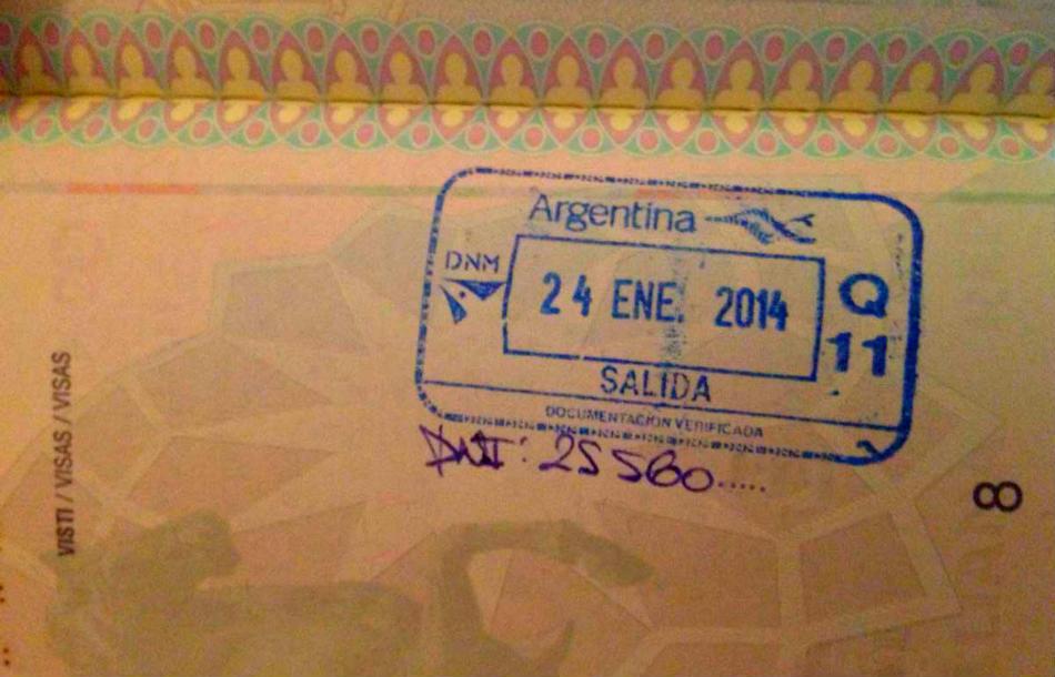 Cuales son los trámites para emigrar a Argentina