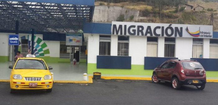 Migracion Ecuador Cedulas venezolanos