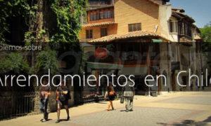 Analisis sobre el arrendamiento en Chile