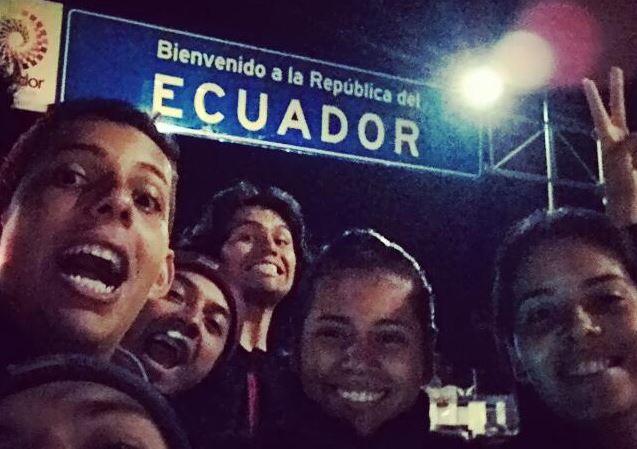 Experiencia viajando a Ecuador