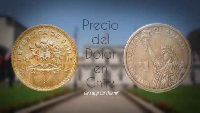 Precio del dólar en Chile 2017