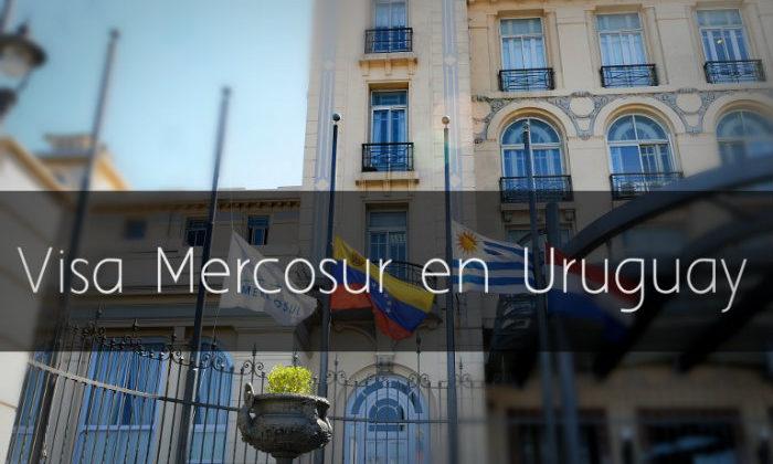 Visa Mercosur en Uruguay