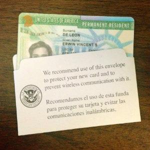 Lotería Green Card Estados Unidos