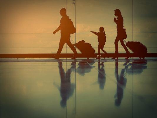 Emigrar en familia