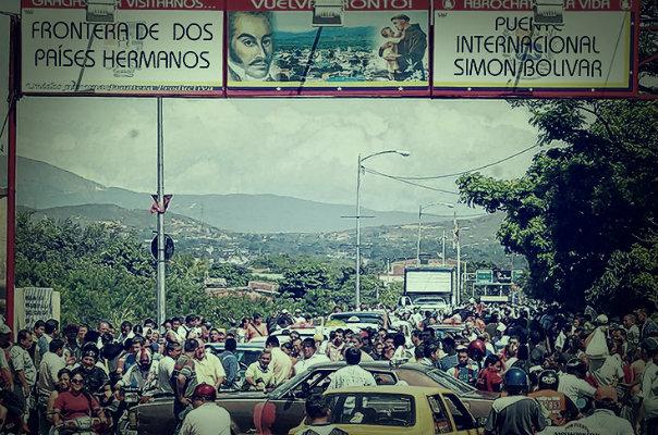 Deportacion de Colombia a Venezuela.