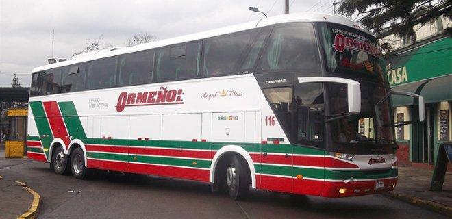 Viajar con Ormeño a Ecuador