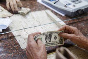 Bolívares por dólar