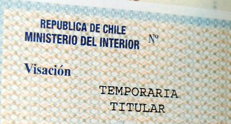 Visa temporal para profesionales en Chile