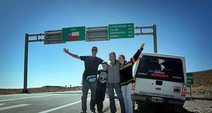 Como emigrar con mi carro por Sudamérica