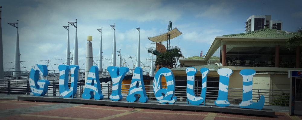 Como viajar por tierra hasta Guayaquil