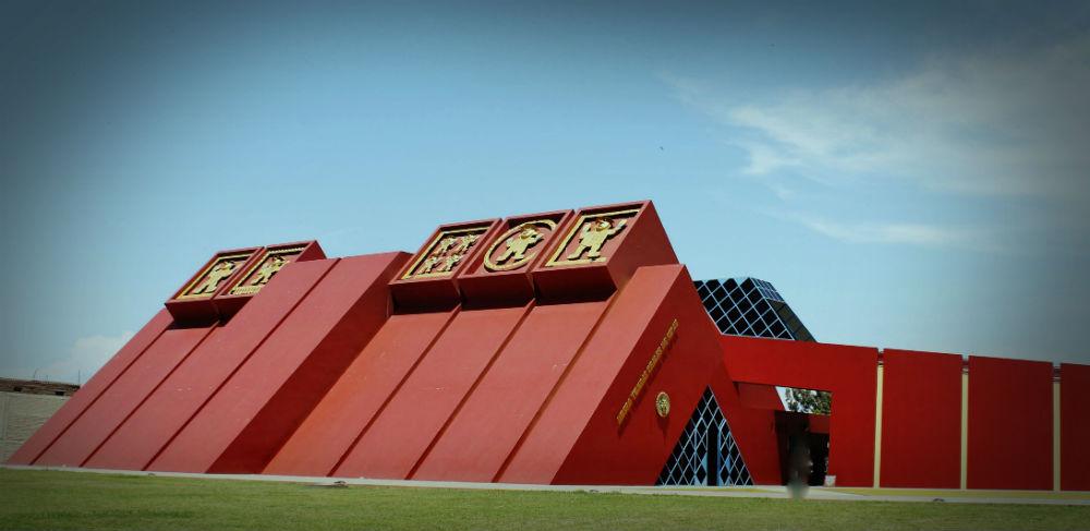 Museo de tumbas reales de Sipan en Chiclayo