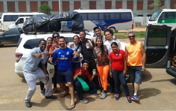 Viajar en grupo por Sudamérica es lo title=