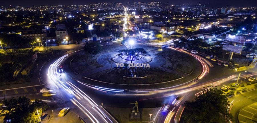 Emigrar en carro por Cúcuta