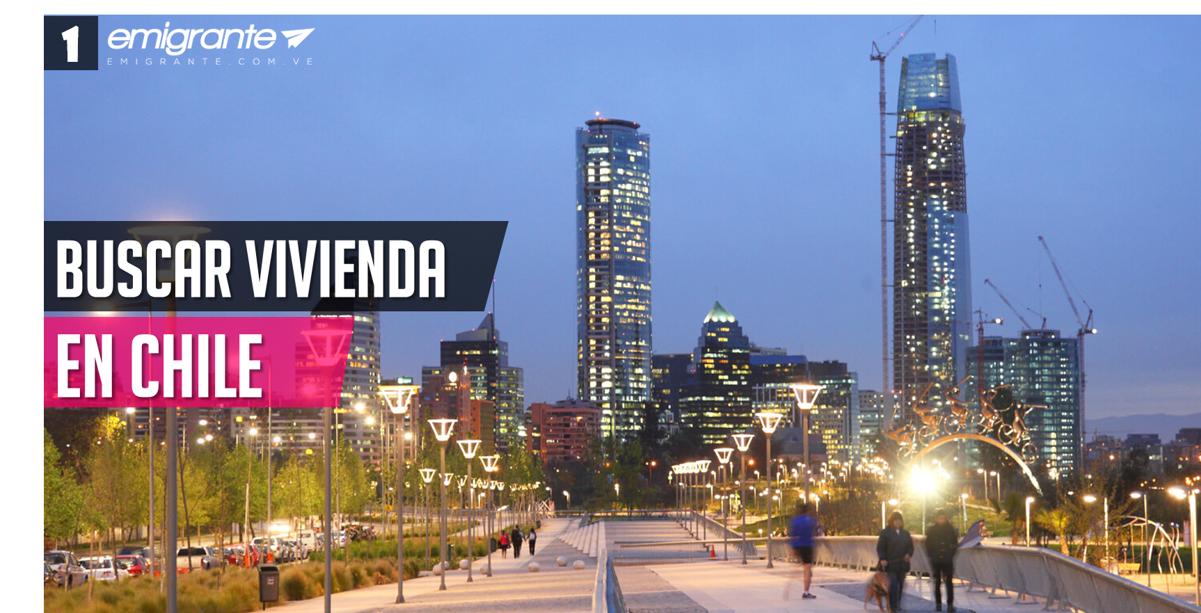 Buscar vivienda en Chile