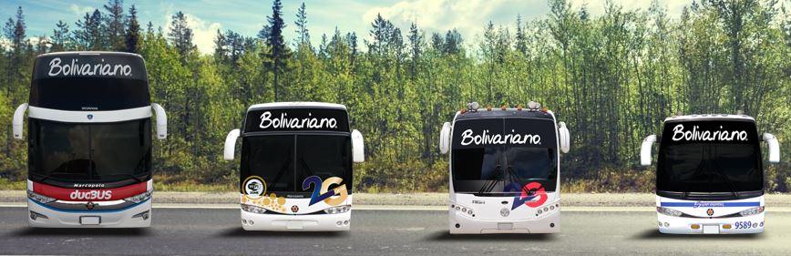 Expresos Bolivarianos