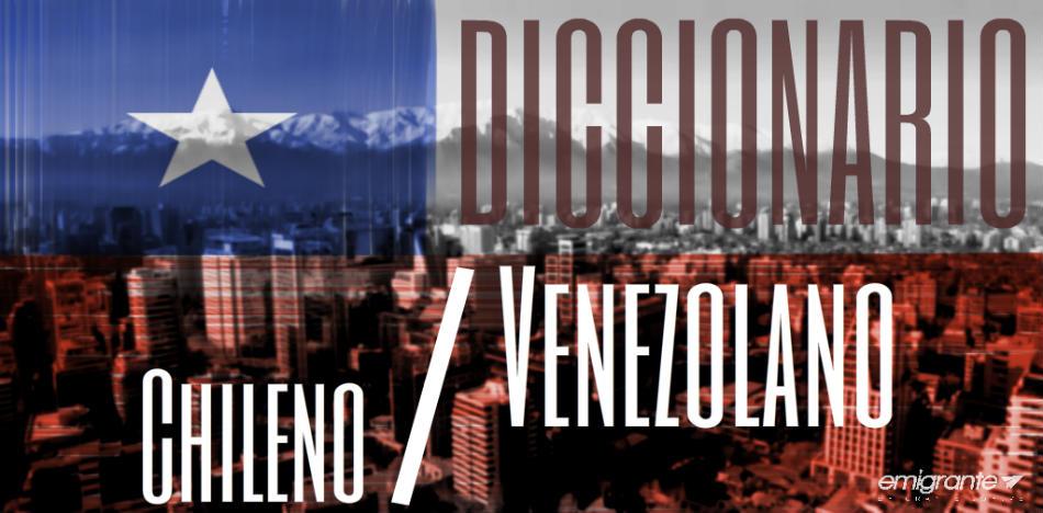 Diccionario chileno venezolano