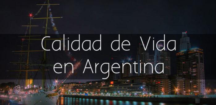 Calidad de vida en Argentina 2017