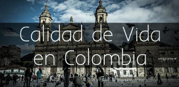 Calidad de vida en Colombia