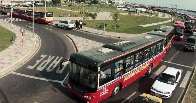 Transporte público en Paraguay