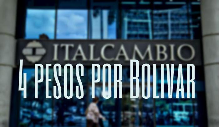 Cómo comprar pesos colombianos en casas de cambio nuevas de la frontera