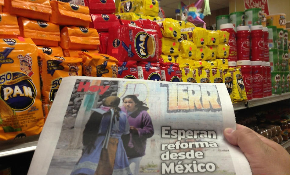 Harina PAN en México
