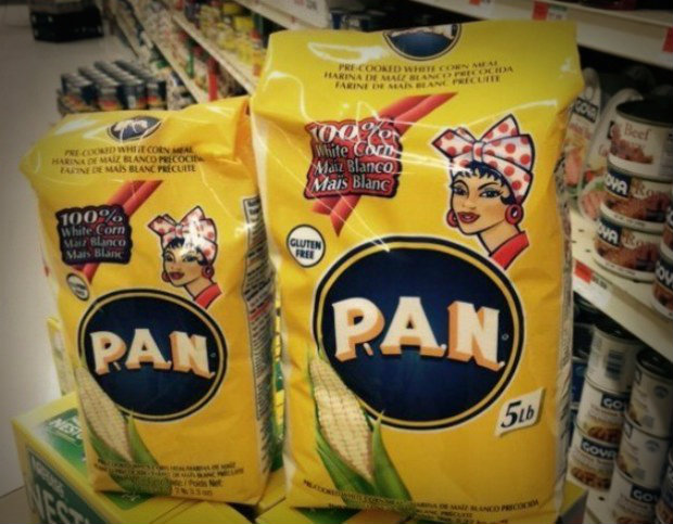 Harina PAN en Panamá