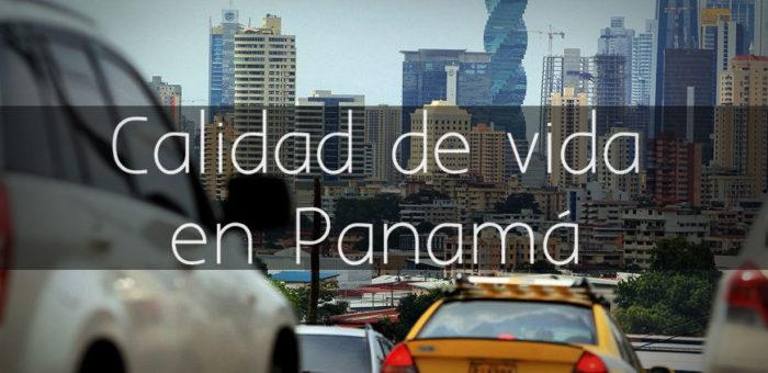 Calidad de vida en Panamá