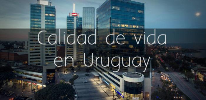 Calidad de vida en Uruguay