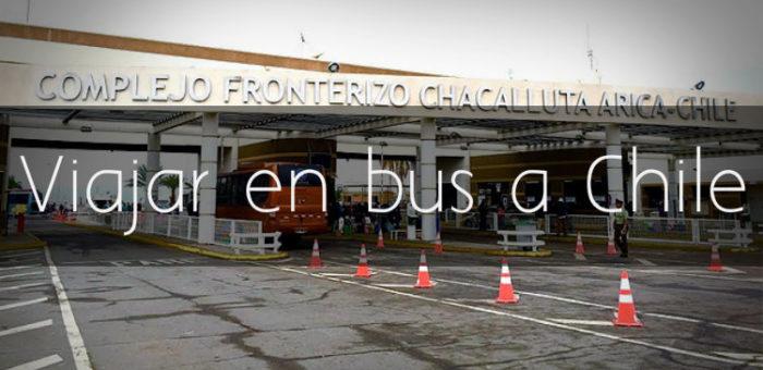 Como emigrar a Chile en bus