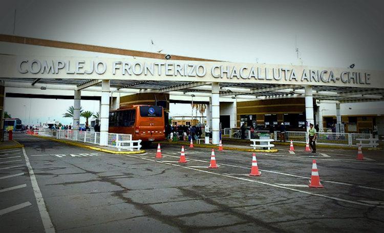 Emigrar a Chile en bus