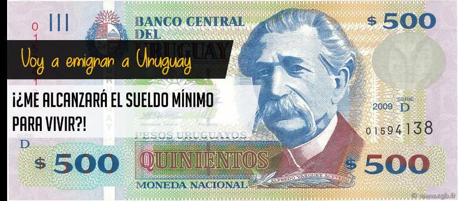 Sueldo mínimo en Uruguay y Costo de vida 2018