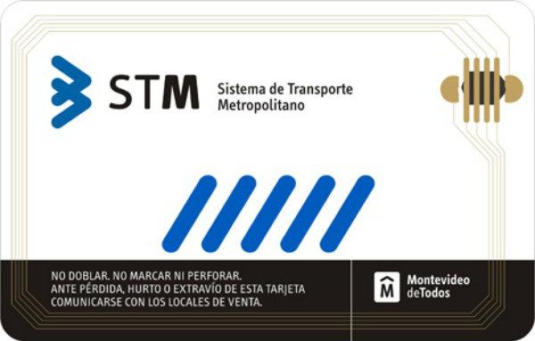 Transporte público en Uruguay