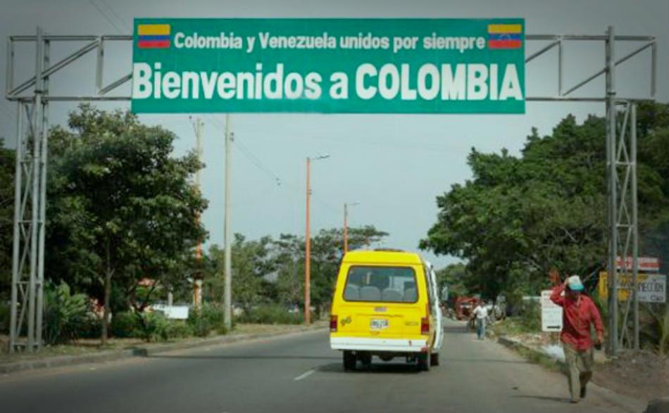 Como emigrar a Colombia en bus