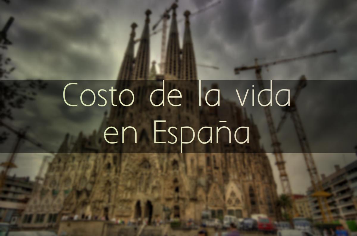 la vida de un emigrante al mes en España