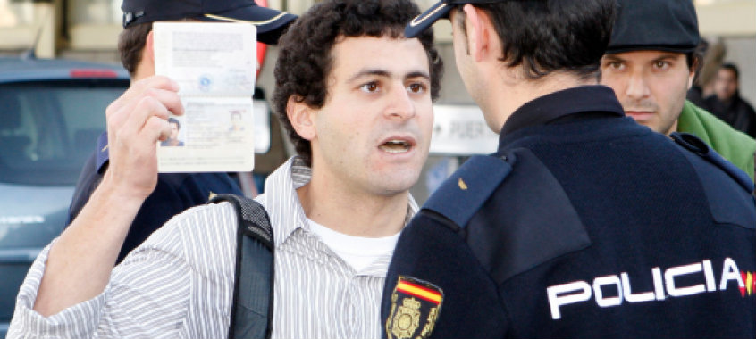 Emigrantes venezolanos en España deportados